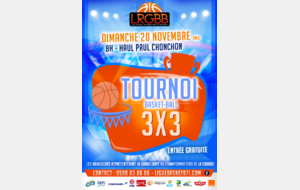 TOURNOI BASKETBALL 3 X 3